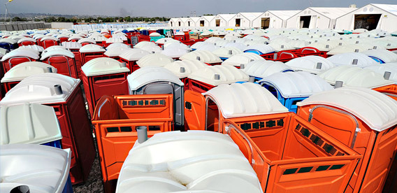 Champion Portable Toilets in Mount Prospect, IL